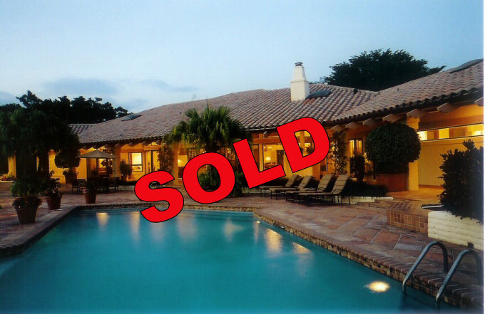 Santa Barbara Real Estate - Sold